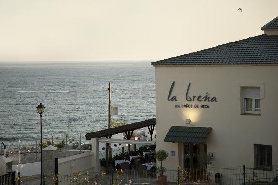 La Brena: Vista Hotel