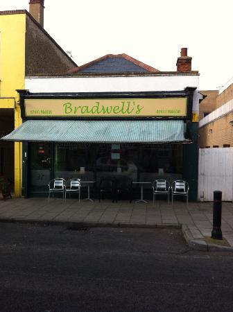 Bradwell's Cafe