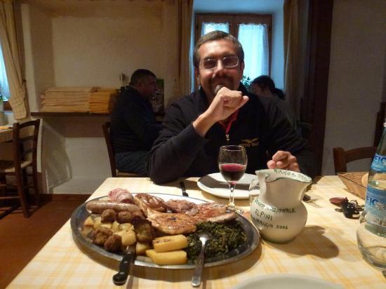 Osteria all 39 antico termine asiago ristorante recensioni for Alloggi asiago
