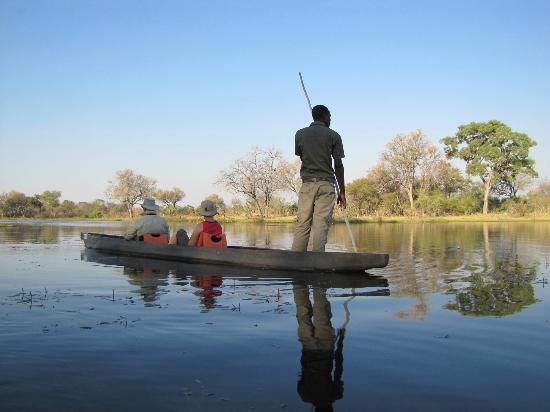 Sango Safari Camp: makoro magic