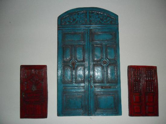Hotel Casa Amani: Ventanitas peruanas