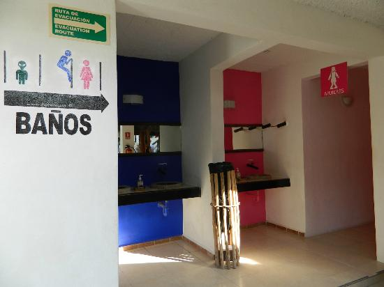 Itour Mexico: Bagno Bar