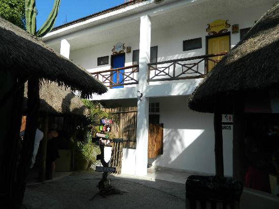 Itour Mexico : Zona gazebo