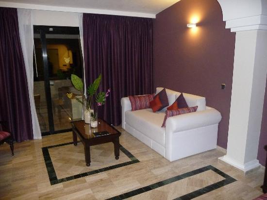 The Royal Suites Yucatan by Palladium: Room