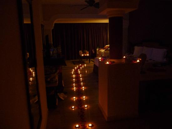 The Royal Suites Yucatan by Palladium: Birthday surprise from husband