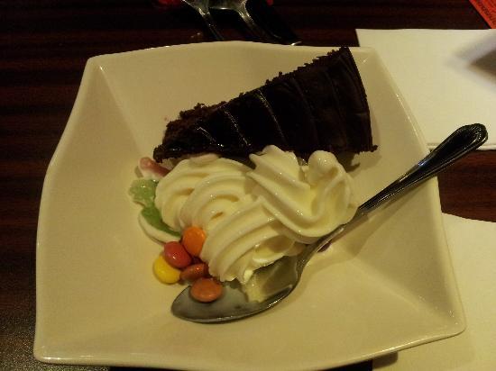 Mr Mok: Dessert