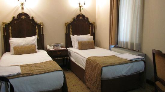 Ickale Hotel: lits