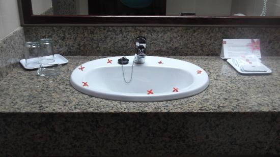 ClubHotel Riu Bambu: Baño