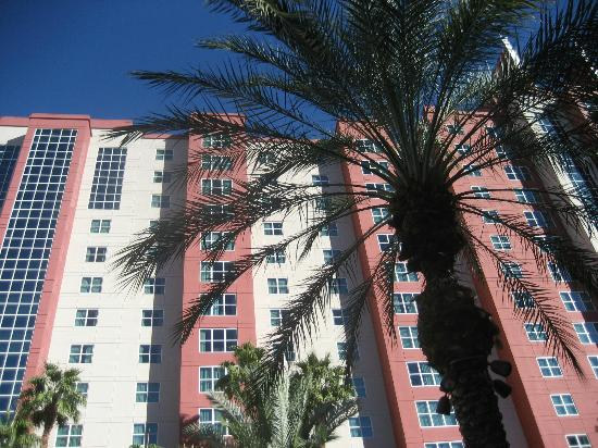Hilton Grand Vacations at the Flamingo: HGVC bldg