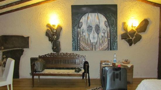 Karlik Evi Hotel: Notre chambre