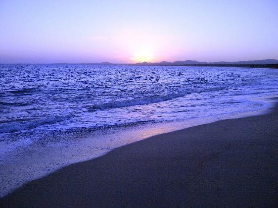 Ventana Windsports B&B: Sunrise