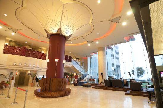 Okinawa Grand Mer Resort: Lobby