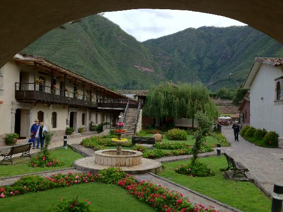 Sonesta Posadas del Inca Sacred Valley Yucay: A view of some of the amazing hotel grounds