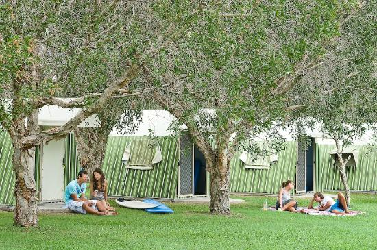Glen Villa Resort: Holiday Huts