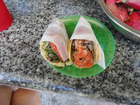 KM38 Taco Surf: Carne Asada Tacos