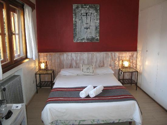 La Barraca Suites : First floor bedroom