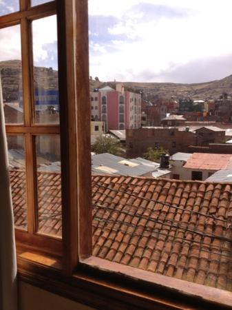 Qelqatani Hotel: beautiful view of mtns