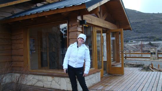 Galileo Boutique Hotel  Bariloche: hotel parte externa
