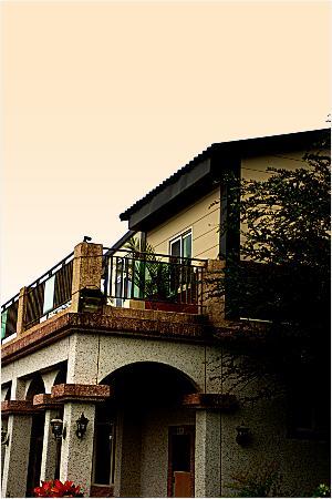 Yue Ting Homestay: 民宿外觀