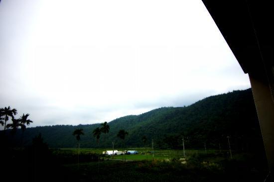 Yue Ting Homestay: 窗外景觀
