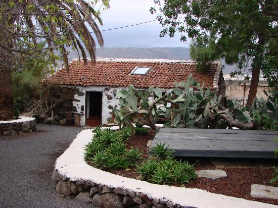 Las Gangarras: Traditional canarian house