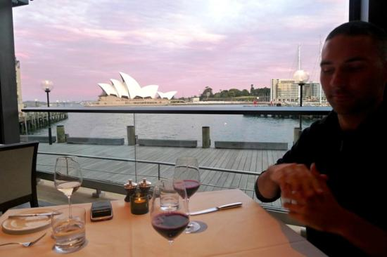 Park Hyatt Sydney: The Dining Room View