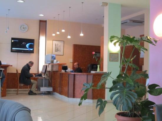 Minerva: hotel