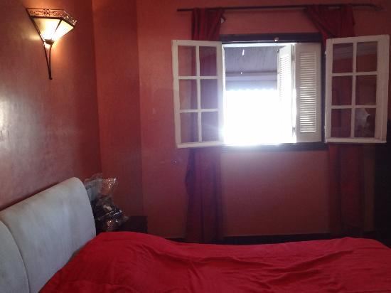 Hotel CTM: アラビアン風の部屋