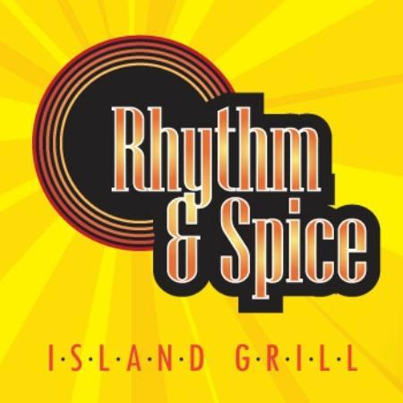 Rhythm & Spice Jamaican Gril: Rhythm & Spice logo