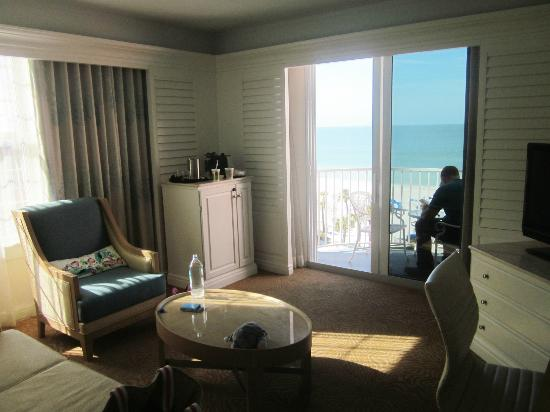Bedroom Of The One Bdrm Suite Picture Of The Don Cesar St Pete Beach Tripadvisor