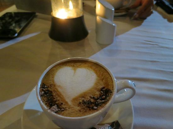 Nuku Restaurant & Bar: Coffee, made with love.