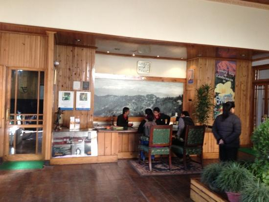 Central Heritage Resort and Spa, Darjeeling: nice place, lousy staff