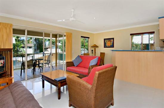 Noosa River Palms Resort Resmi