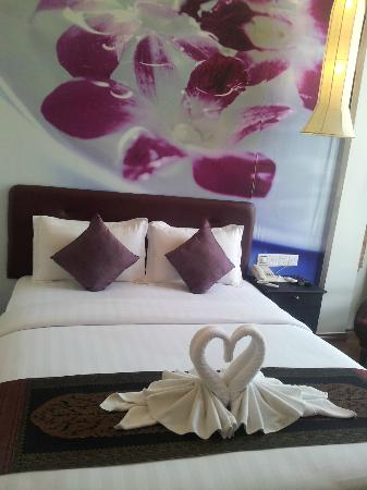 King Grand Boutique Hotel: Room