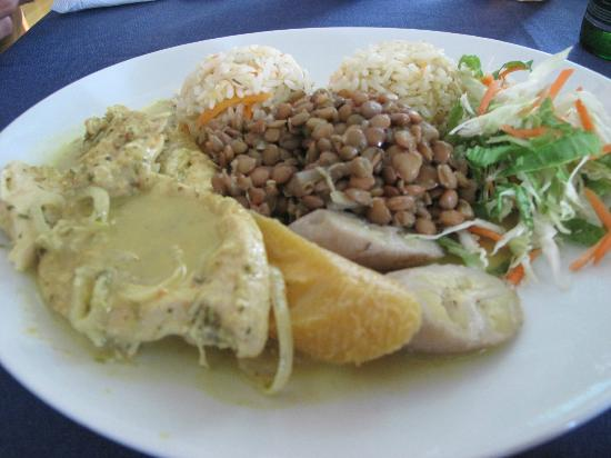 Cocorico Cafe: Yummy Food