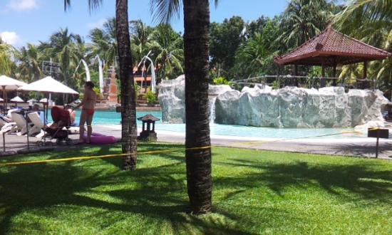 Ramada Bintang Bali Resort: kids pool