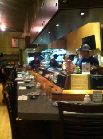 Chiba Ken: wonderful sushi