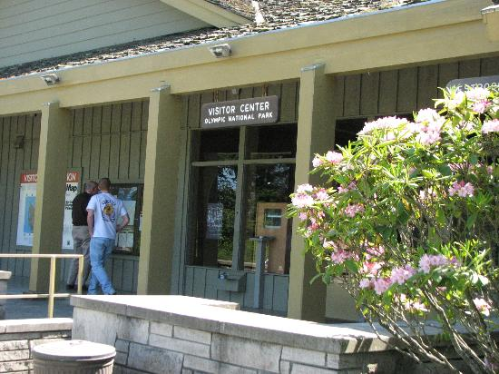 ‪Olympic National Park Visitor Center‬