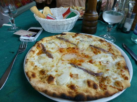 Pizzeria Balognett: My Mouth is watering as I am writing this