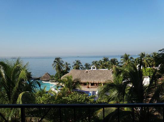 GHL Comfort Hotel Costa Azul: vista desde la habitacion