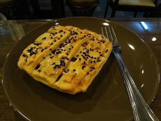 John's Pie: Your pie is serve..