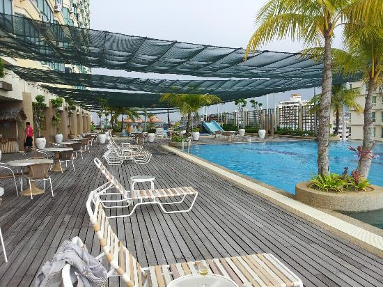 Swimming Pool Picture Of Bayview Hotel Georgetown Penang George Town Tripadvisor