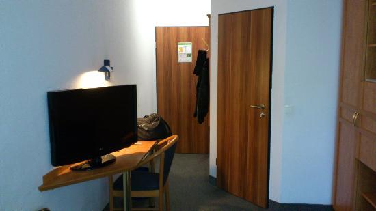 Landhaus Beckmann: Eingang Zimmer