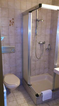 Landhaus Beckmann: Dusche