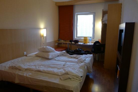 Hotel Ibis Shanghai Lianyang: Room