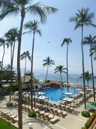 Crown Paradise Golden Resort Puerto Vallarta: The view from our room