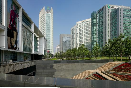 The Westin Beijing Financial Street: Local Area-Financial Street