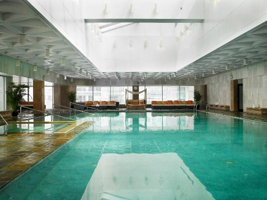 The Westin Beijing Financial Street: Indoor Heated Pool