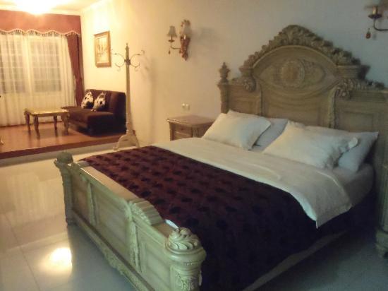 Ottenville Boutique Hotel: Premier king room
