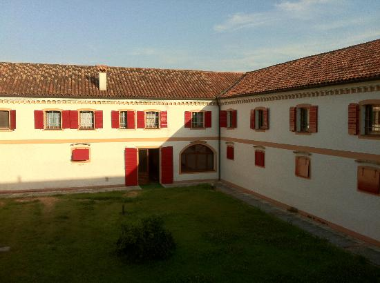 Agriturismo Ca' Tessera: the hotel